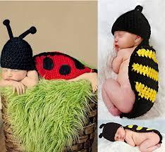 baby boy photo props aliexpress buy baby photography props infant animal ladybug