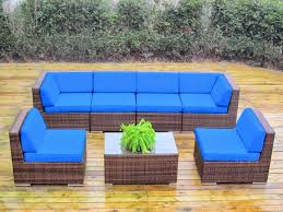 Outdoor Patio Furniture Sectional by Sale Of 50 Genuine Ohana Outdoor Patio Sofa Sectional Wicker