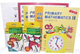 singapore 1 math program