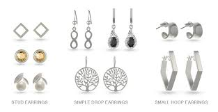 different types of earrings what earrings to wear to a business meeting boccai