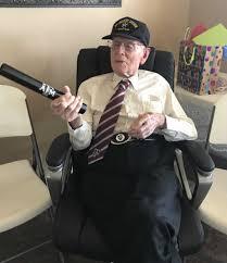oldest living aggie celebrates 107th birthday with san antonio