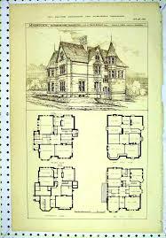 victorian house blueprints victorian floor plans flooring mansion old house modern homes creepy