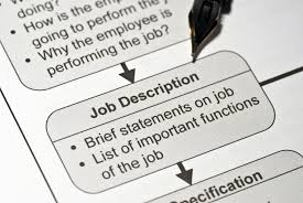 creating best practice job description templates halogen