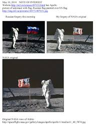 Flag On The Moon Conspiracy Jim Oberg U0027s Pioneering Space