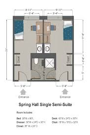 Springs Floor Plans by Spring Hall Slu