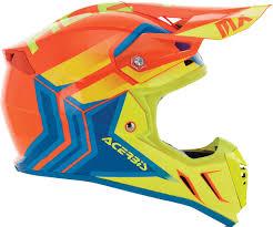 yellow motocross helmets acerbis profile 3 0 snapdragon motocross helmet helmets offroad