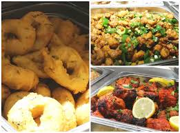week end cuisine mami eggroll weekend indian lunch buffet at in lowell