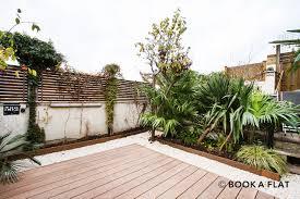 amenagement terrasse paris location appartement meublé rue des cottages paris ref 10342