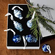 mini jar ornaments set of 6 williams sonoma