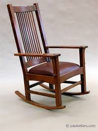 Mission Style Rocking Chair Mission Style And Southern Comforts Paul Sellers U0027 Blog