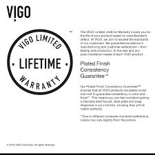 vigo vg02022 laurelton pull out spray kitchen faucet homeclick com