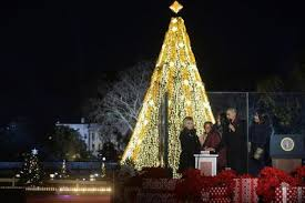 national tree lighting ceremony star studded 94th annual national christmas tree lighting scheduled