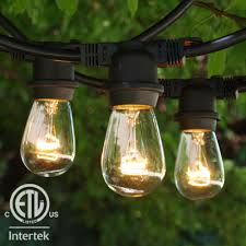 patio string lighting canada lighting for parties holidays