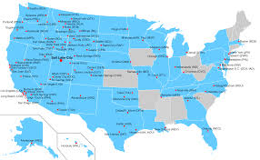 map us baltimore map usa salt lake city within from to los angeles
