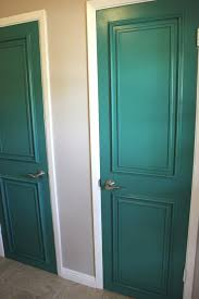 Painting 6 Panel Interior Doors How To Add Panels To Flat Hollow Core Door Pretty Handy