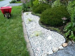 Rock Garden Beds Rock Flower Garden Ideas Garden Ideas Border Ideas Rock Garden