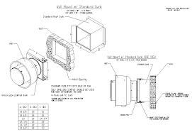 commercial sidewall exhaust fan exhaust fan through wall mount exhaust fan wall mount daves world home