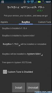 busybox android busybox pro v7 6