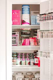 how to organise food cupboard how to organize a small pantry
