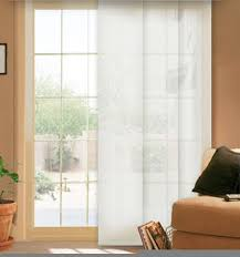 in decorations comfortex envision panel track blinds solar shade blindsgalore in