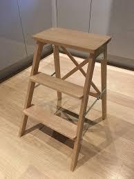 ikea bekvam ikea bekvam folding stool 3 steps in london gumtree
