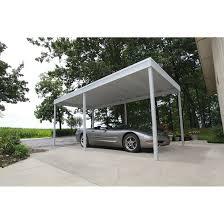 freestanding patio cover carport 10x20