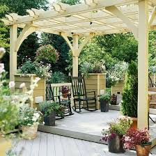 Deck With Pergola by 102 Best Deck And Backyard Privacy Ideas Images On Pinterest
