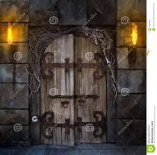 spooky clipart door clipart spooky pencil and in color door clipart spooky