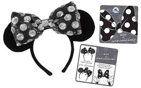 bows for disney interchangeable bows for mouse ears popsugar smart living