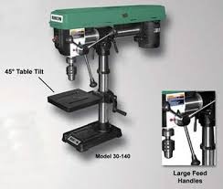 Woodworking Bench Top Drill Press Reviews by Rikon 30 140 Bench Top Radial Drill Press Amazon Com
