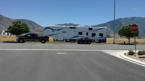 Dodge Cummins Truck Pull - who pulls a fifth wheel travel trailer and what u0027s ur tire size on