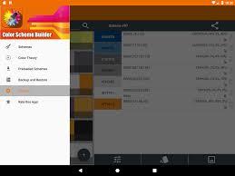 Colorschemer Color Scheme Builder Android Apps On Google Play