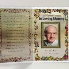 funeral booklets funeral booklets funeral templates funeral programs funeral