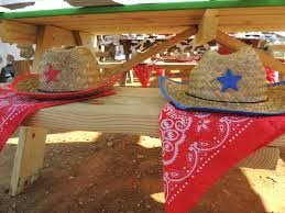 interior design creative cowboy themed party decorations