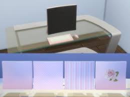 bureau pour imac 27 sims 4 downloads computer