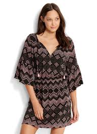 tribal dress desert tribe bell sleeve tribal dress