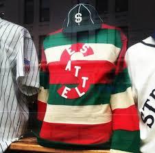 1917 seattle metropolitans hockey sweater u s team to win