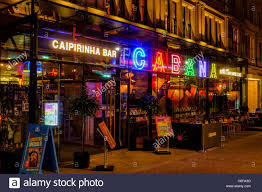 cabana caipirinha bar in the corn exchange building also known as