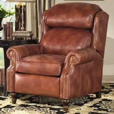 Tall Couch by Traditonal Big Tall Motorized Recliner By Smith Brothers Wolf