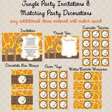 giraffe baby shower decorations gender neutral giraffe baby shower invitation