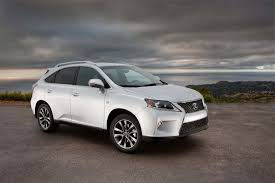 lexus 450h 2015 2015 lexus rx350 and rx450h updated automobile magazine