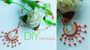 diy beaded pendant necklace images Diy pendant necklace ideas jewelry making beads art jpg