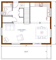 16 x 24 cabin plans jackochikatana small open concept house plans jackochikatana