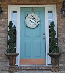 Exterior Door Kick Plate Shut The Front Door Uniquely Yours Or Mine