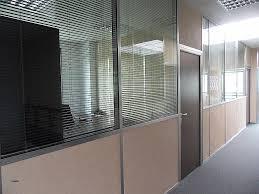 cloison aluminium bureau bureau cloison vitrée bureau cloison aluminium bureau of
