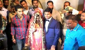 muslim wedding party hindu muslim wedding takes place in karnataka