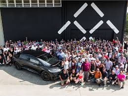 lexus ross fresno ca electric car startup faraday future signs lease on california