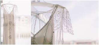 ellie u0026 neil u0027s vintage shabby chic wedding with a jenny packham
