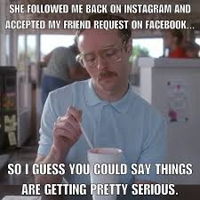 Face Book Meme - kip napoleon dynamite facebook instagram dating funny meme memes