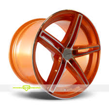 lexus wheels and tires packages velocity stw485 machined orange wheels for sale u0026 velocity rims